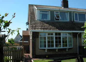 Thumbnail 3 bed semi-detached house for sale in Chapel Garth, Skipsea, East Yorkshire