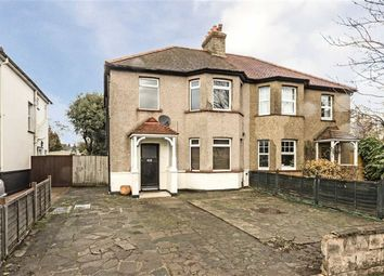 Thumbnail 3 bed semi-detached house for sale in Popham Gardens, Lower Richmond Road, Richmond
