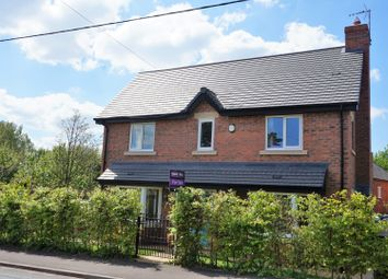 Thumbnail 5 bed detached house for sale in Station Road, Chester