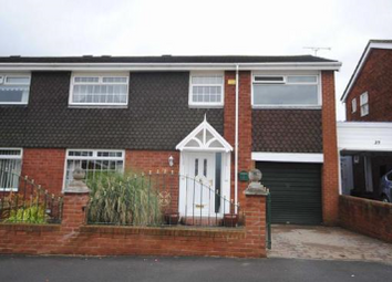 Thumbnail 4 bed semi-detached house to rent in Gayhurst Crescent, Mill Hill, Sunderland