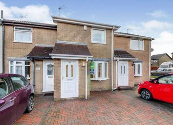 Thumbnail 2 bed semi-detached house to rent in Hazelmere Crescent, Cramlington