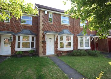 Thumbnail 2 bed terraced house to rent in Webb Close, Binfield, Bracknell