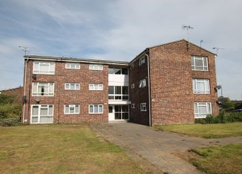 Thumbnail 2 bed flat for sale in Pegwell Close, Crawley, West Sussex.