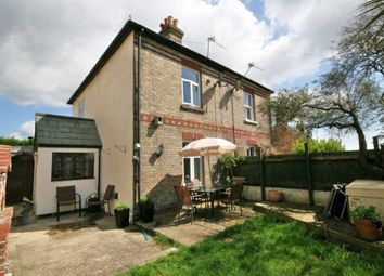 Thumbnail 2 bed semi-detached house for sale in Churchill Road, Parkstone, Poole
