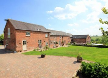 Thumbnail 4 bed semi-detached house for sale in Cotwalton, Stone