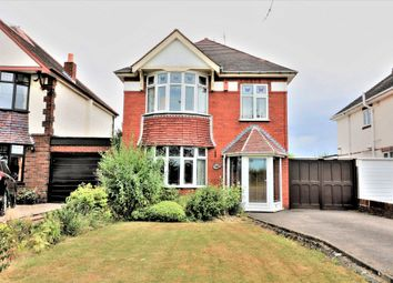 Thumbnail 3 bed detached house for sale in Higham Lane, Nuneaton