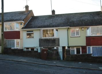 Thumbnail 3 bedroom terraced house to rent in Ashford Crescent, Plymouth