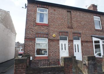 Thumbnail 2 bed end terrace house for sale in Gorsey Lane, Warrington