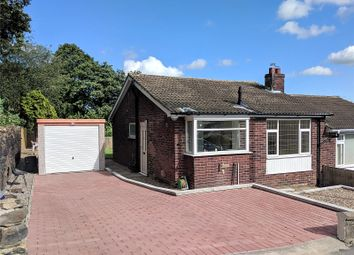 Thumbnail 2 bed bungalow for sale in York Grove, Mirfield, West Yorkshire