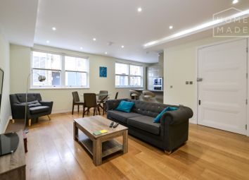 Thumbnail 3 bed flat to rent in West Cottages, West Hampstead