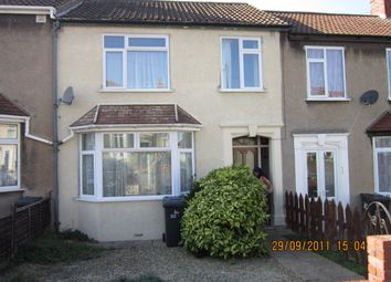Thumbnail 3 bedroom terraced house to rent in Cecil Avenue, Bristol