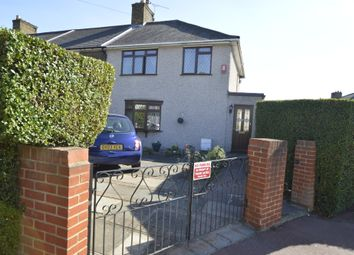 Thumbnail 3 bed end terrace house for sale in Flamstead Gardens, Dagenham