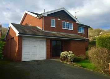 Thumbnail 4 bed property to rent in The Nurseries, Cymau, Wrexham