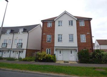 Thumbnail 4 bedroom end terrace house for sale in Top Fair Furlong, Redhouse Park, Milton Keynes, Bucks