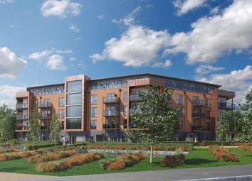 Thumbnail 2 bed flat for sale in Elizabeth Gate At Kings Park, St Clements Avenue, Harold Wood, Romford