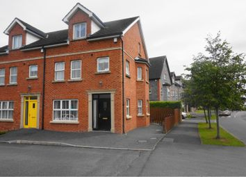 Thumbnail 4 bed end terrace house for sale in Highfield Drive, Omagh