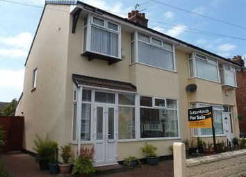 Thumbnail 3 bed property for sale in Eccleshill Road, Stoneycroft, Liverpool