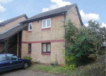 Thumbnail 1 bedroom flat to rent in Swallowfield, Werrington, Peterborough