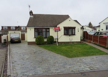 Thumbnail 3 bed detached bungalow for sale in The Furrows, Luton