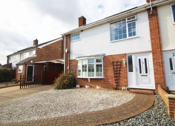 Thumbnail 3 bed semi-detached house for sale in Park View, Great Stukeley, Huntingdon, Cambridgeshire.