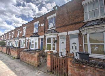 Thumbnail 2 bedroom terraced house to rent in Knighton Fields Road West, Knighton Fields, Leicester