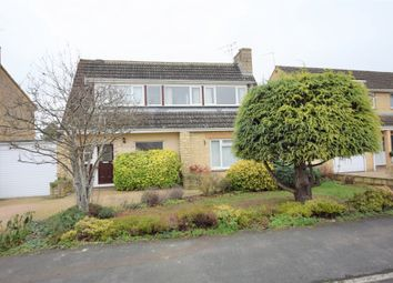 Thumbnail 4 bedroom detached house to rent in Roman Way, Lechlade