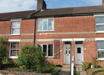 Thumbnail 2 bed terraced house for sale in Old Heath Road, Colchester