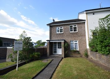 Thumbnail 3 bed end terrace house for sale in Woodyett Park, Clarkston, Glasgow