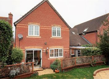 Thumbnail 5 bed link-detached house for sale in Saxon Close, Oake, Nr Taunton