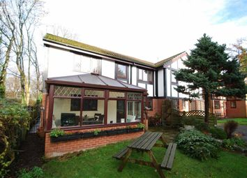 Thumbnail 6 bed detached house for sale in Vicarage Close, Bury, Greater Manchester