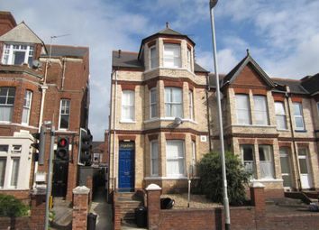 Thumbnail 1 bed flat to rent in Pinhoe Road, Mount Pleasant, Exeter