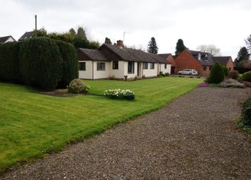 Thumbnail 3 bed detached bungalow for sale in Aston Munslow, Craven Arms