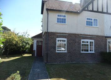 Thumbnail 3 bed end terrace house to rent in The Midway, Felpham, Bognor Regis
