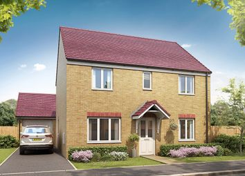 """Thumbnail 4 bedroom detached house for sale in """"The Chedworth Corner"""" at The Wood, Longton, Stoke-On-Trent"""