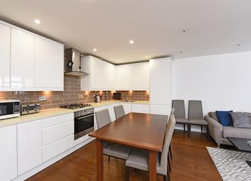 Thumbnail 2 bed flat to rent in Lelliot Court, Edge Hill, Wimbledon