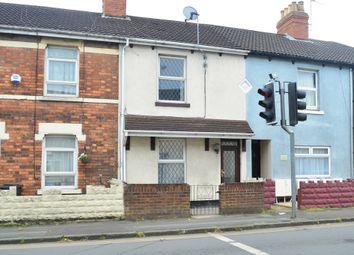 Thumbnail 2 bedroom terraced house to rent in Ferndale Road, Swindon
