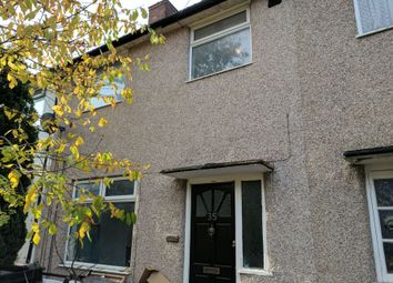 Thumbnail 3 bed terraced house to rent in Crossbrook Road, London