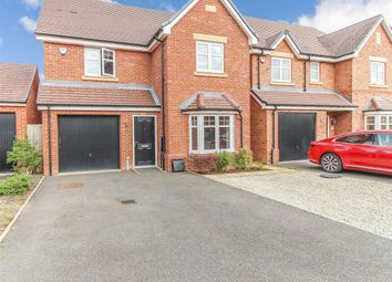 Thumbnail 4 bed detached house for sale in Williamsbridge Road, Coventry