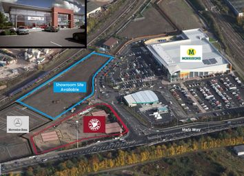 Thumbnail Land for sale in Triangle Park, Metz Way, Gloucester
