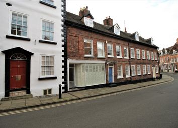 Thumbnail 3 bed terraced house to rent in Cross Hill, Shrewsbury