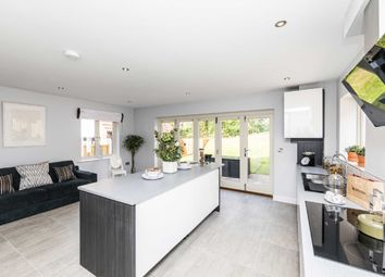 Thumbnail 4 bedroom detached house for sale in West Manor Park, Epperstone