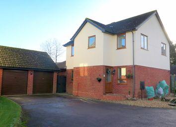 Thumbnail 3 bedroom detached house for sale in Pettys Brook Road, Chineham, Basingstoke