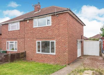 2 bed semi-detached house for sale in Woodcote Road, Braunstone Town LE3