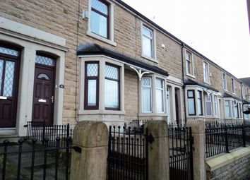 Thumbnail 3 bed terraced house to rent in Rockcliffe Street, Blackburn