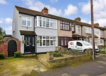 Thumbnail 3 bed semi-detached house for sale in Birch Crescent, Hornchurch, Essex