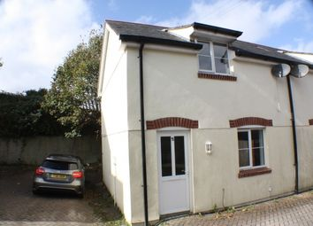 Thumbnail 2 bed semi-detached house for sale in Higher Bore Street, Bodmin