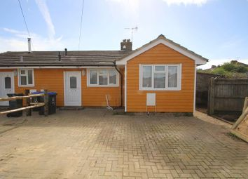Thumbnail 1 bed bungalow to rent in Orchard Way, Lancing