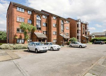 Thumbnail 1 bed flat for sale in Cotton Avenue, London