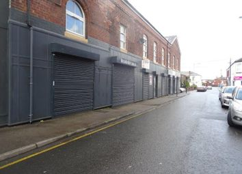 Thumbnail 1 bed flat to rent in Lord Street, Leigh, Greater Manchester.
