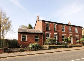 Thumbnail 3 bed semi-detached house for sale in Dunscar Industrial Estate, Blackburn Road, Egerton, Bolton